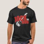 "Camiseta ""Rock you now"""