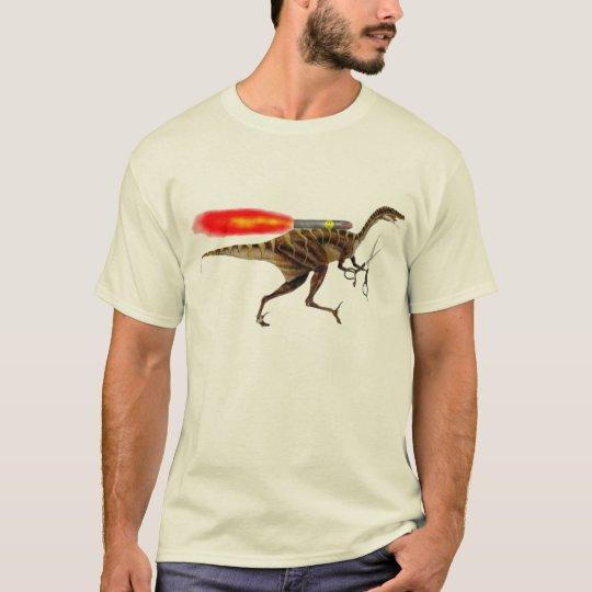 Camiseta Rocket Velociraptor Shirt