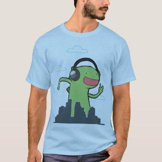 Camiseta Rockin Zilla