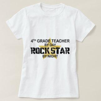 Camiseta Rockstar em a noite - 4o categoria
