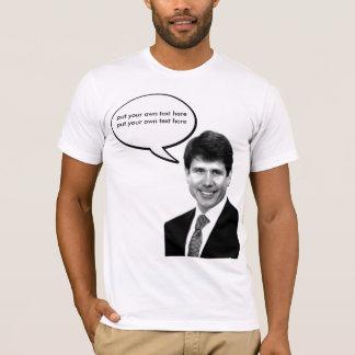 Camiseta Rod Blagojevich - customizável