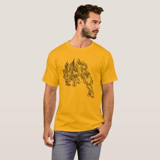 Camiseta Roda Capoeira