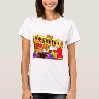 Camiseta Roda de SambaFIM - Rio de Janeiro - Brasil
