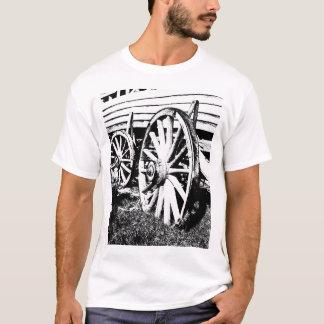 Camiseta Roda de vagão