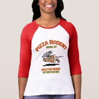 Camiseta Roedor da pizza