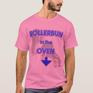 Camiseta Rollerbun no forno