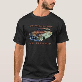 Camiseta Rollin em Chevy desbastado oxidação
