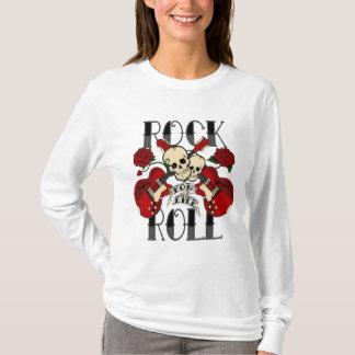 Camiseta Rolo da rocha n para sempre