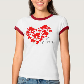 Camiseta Rolo Derby do amor