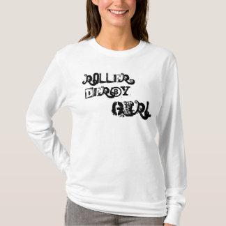 Camiseta Rolo derby, menina