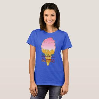 Camiseta Rolo no verão!!