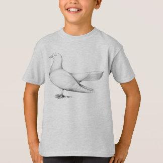 Camiseta Rolo oriental:  Tipo do vôo