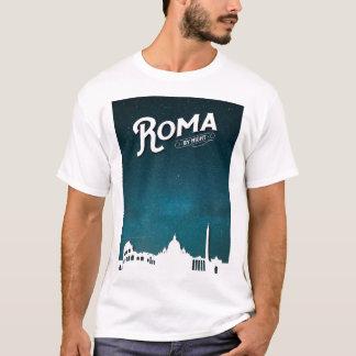Camiseta Roma em a noite - tshirt