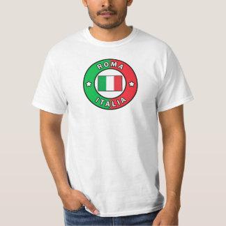 Camiseta Roma Italia