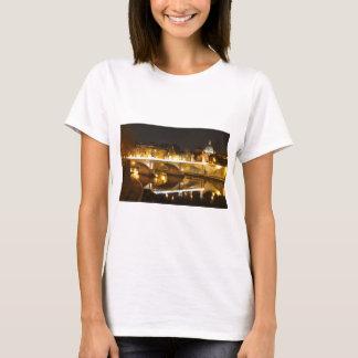 Camiseta Roma, Italia na noite
