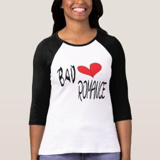 Camiseta Romance mau