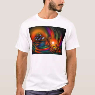 Camiseta Romance of sailing - Calcular o tempo túneis