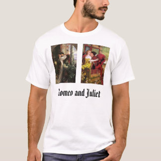 Camiseta Romeo-Juilet-l, Brown.Romeo, Romeo e Juliet