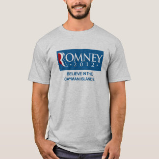 CAMISETA ROMNEY ACREDITAM NOS CAYMAN ISLANDS .PNG