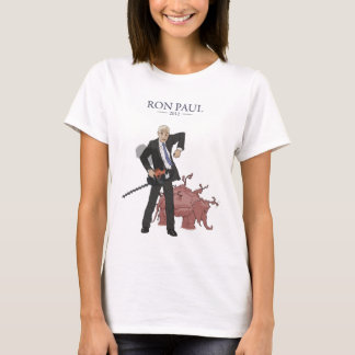 Camiseta Ron Paul 2012