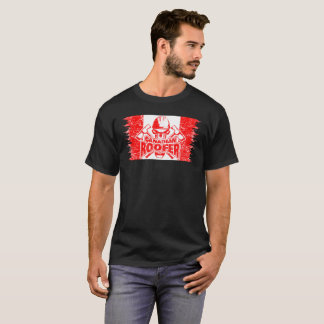 Camiseta Roofer canadense