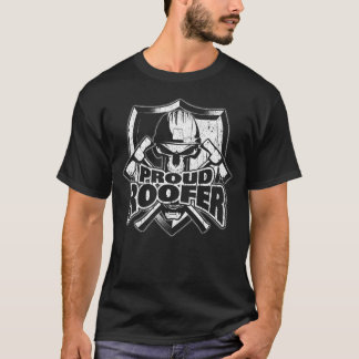 Camiseta Roofer orgulhoso