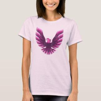 Camiseta Rosa 2 de Screamin Eagle afligido