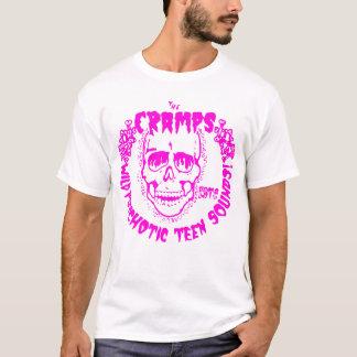 Camiseta Rosa adolescente Psychotic dos sons
