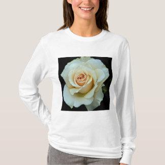 Camiseta Rosa de chá híbrido bonito