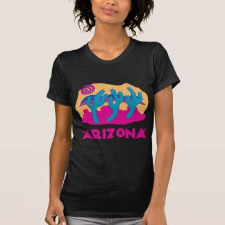 Camiseta Rosa do deserto da arizona