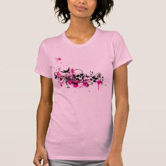 Camiseta Rosa do ninho dos pardais
