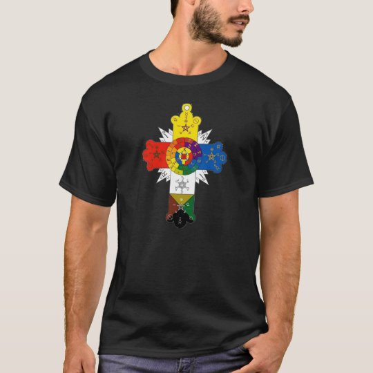 Camiseta RosaCruz Hermética