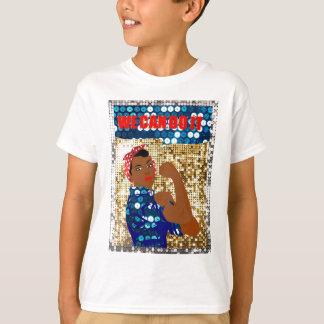 Camiseta rosie africano o rebitador