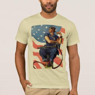 "Camiseta ""Rosie o rebitador """