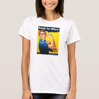 Camiseta Rosie o rebitador para o t-shirt das mulheres de