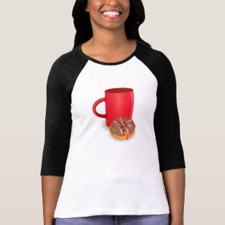 Camiseta Rosquinha e café
