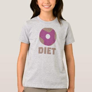 Camiseta Rosquinha para as dietas Z958r