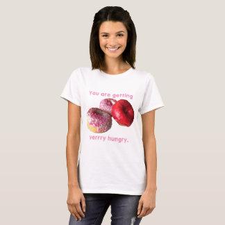 Camiseta Rosquinha você está obtendo o Tshirt muito com
