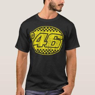 Camiseta Rossi '09 (amarelo do vintage)