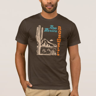 Camiseta Roswell New mexico