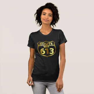 Camiseta Rota 613 - O ouro das mulheres