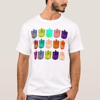 Camiseta Rota 66