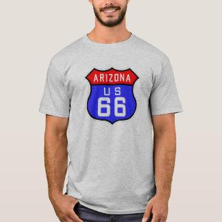 Camiseta Rota 66 - Arizona