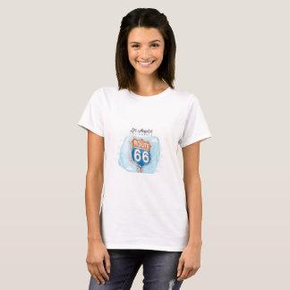 Camiseta Rota 66 de Las Angeles Califórnia