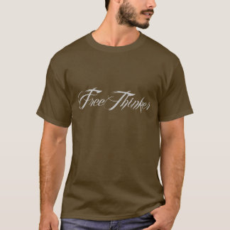 Camiseta Roteiro do Freethinker