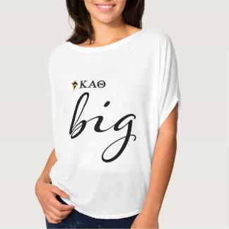 Camiseta Roteiro grande alfa da teta | do Kappa
