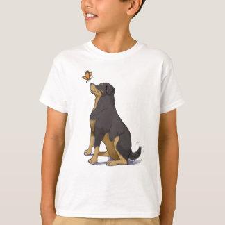 Camiseta Rott feliz