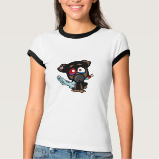 Camiseta Rottie Lou