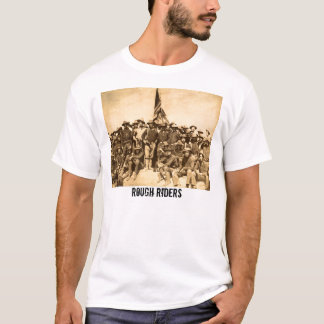 Camiseta Rough Riders