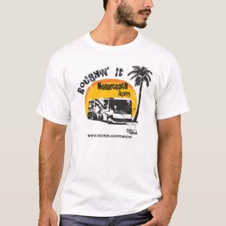 Camiseta Roughin ele Motorhome